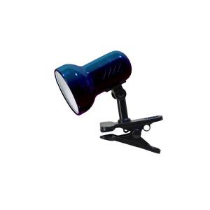 CSL-408 czarna lampka biurkowa klips