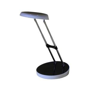 DEL-1308 LED 2,5W 6500K czarna lampka biurkowa