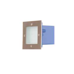 DENIS-D LED inox pod tynk 1,6W 4000K IP44 A+