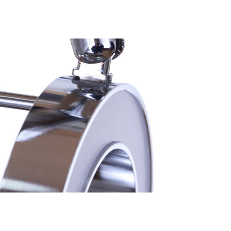 DORIAN-1 LED 5W chrom lampa ścienna kinkiet A+