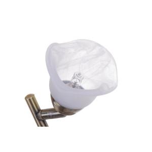 DRAMMEN-4 spot sufit klasyk antyczny mosiądz lampa