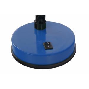 DSL-007 niebieska lampa biurkowa