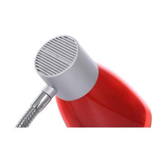 DSL-715 czerwona lampa biurkowa