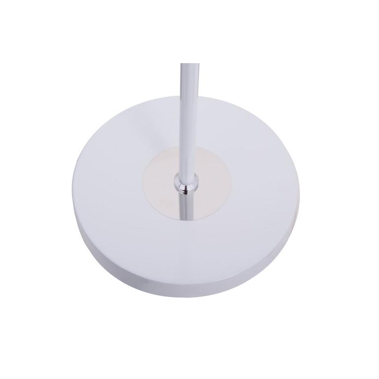 FL-3714F biała lampa stojąca podłogowa