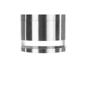 ISABELL-K1 stainless steel lampa ogrod kinkiet