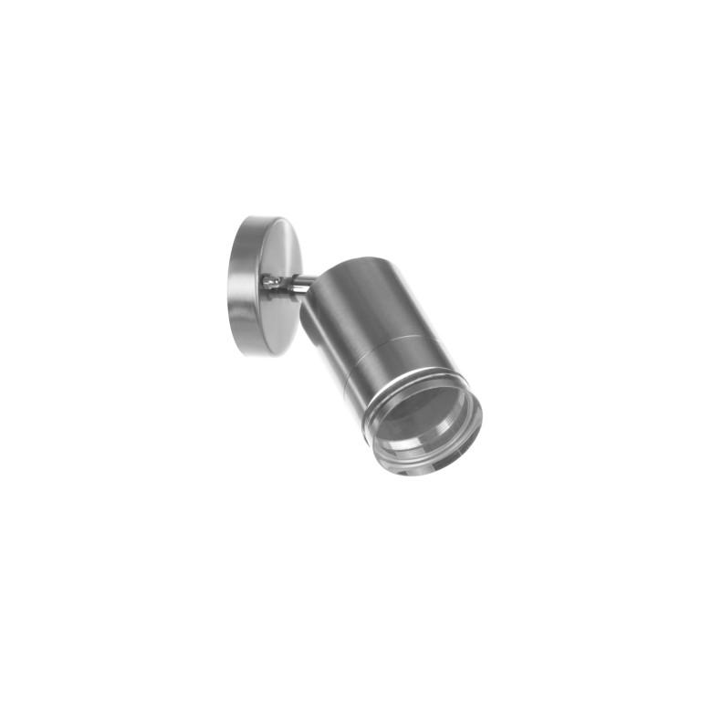 ISABELL stainless steel lampa ogrodowa kinkiet