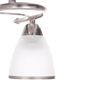 KALISTA-2 satynowy nikiel lampa