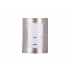 KALVIN inox lampa plafon kinkiet szyld IP44
