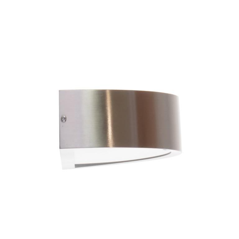 KARIN stainless steel lampa ogrodowa kinkiet