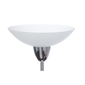 KEVIN chrom lampa podłogowa E14/E27