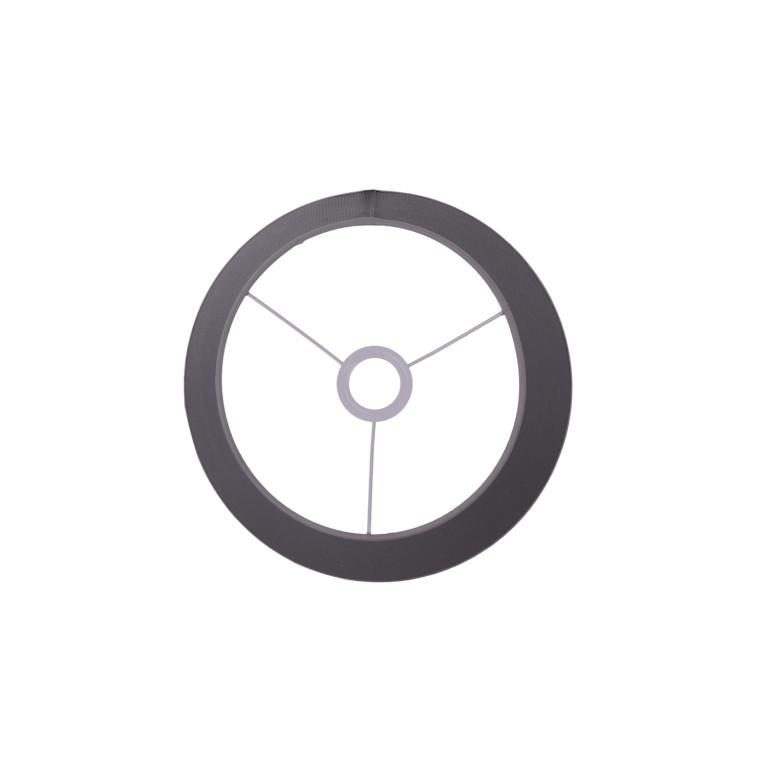 LAZZARO-350 grey abażur ażurowy zwis