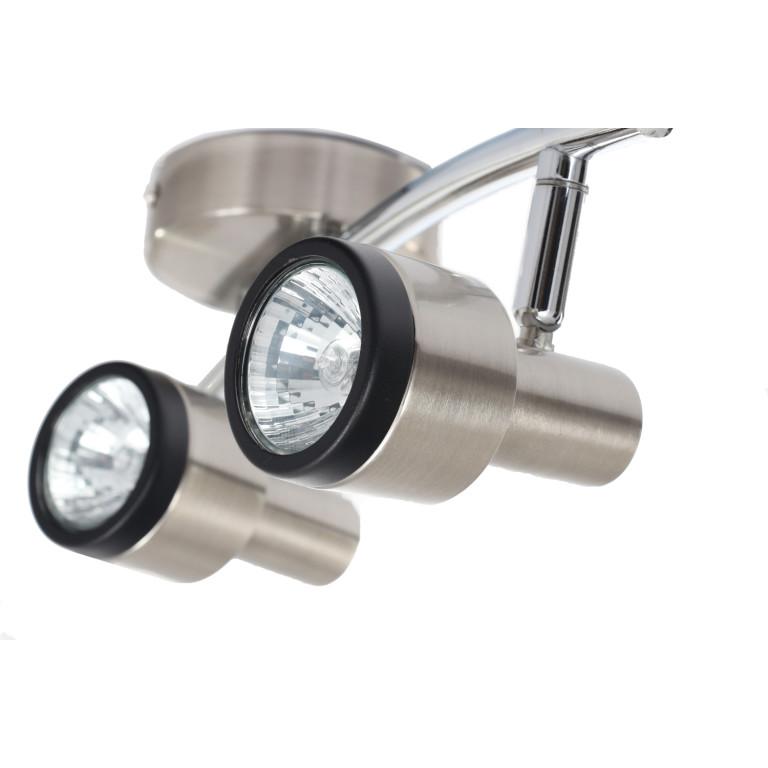 LIZA-4 spot sufitowy satyna lampa GU10
