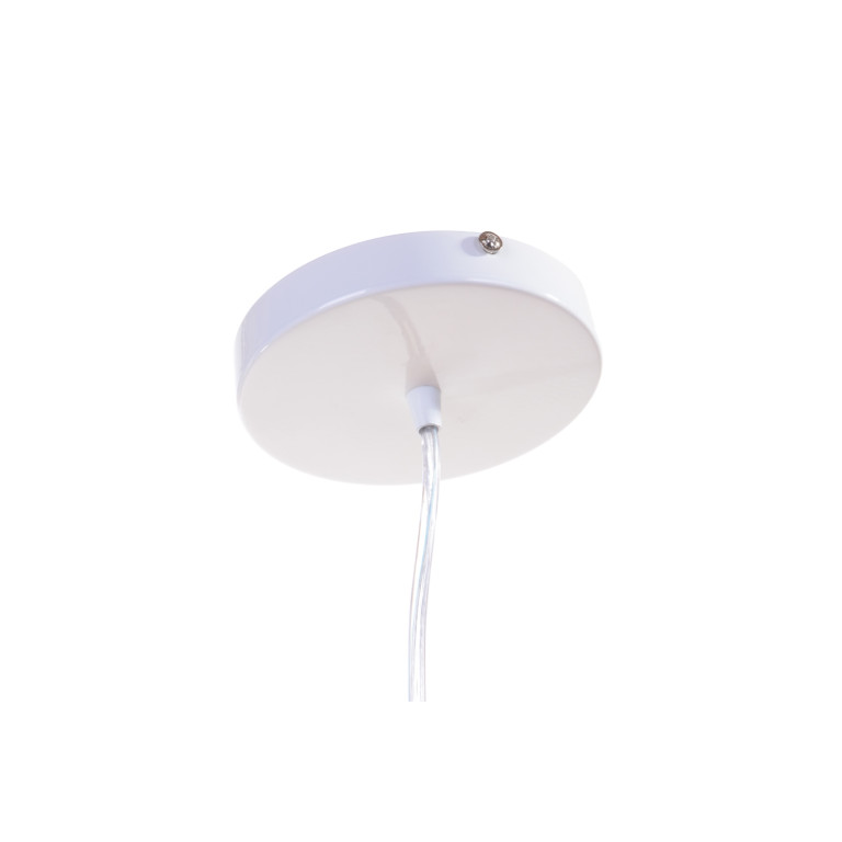 MALTON biała lampa wisząca kuchenna