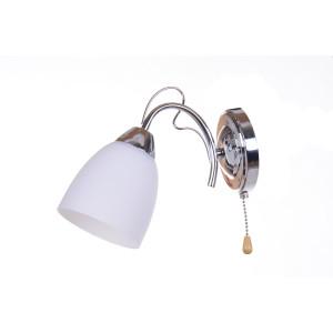 MARIBEL-1W chrom lampa ścienna kinkiet classic