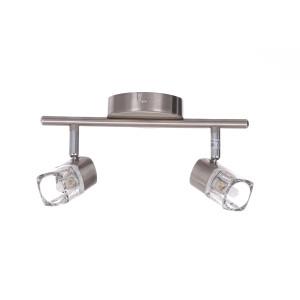 MARK-2 satynowy nikiel lampa b/ż