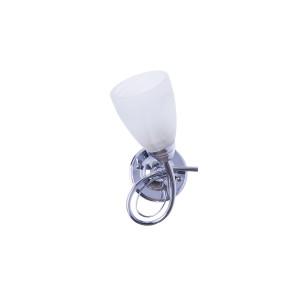 MELANIA-1W chrom lampa ścienna