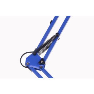 MT-509 niebieski lampka biurkowa podstawa/klips