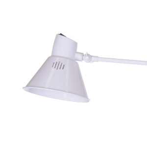 MT-707 biały lampa stojąca podłogowa