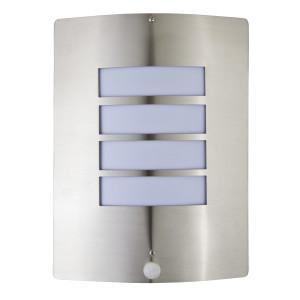 NATAN stainless steel lampa ogrodowa kinkiet