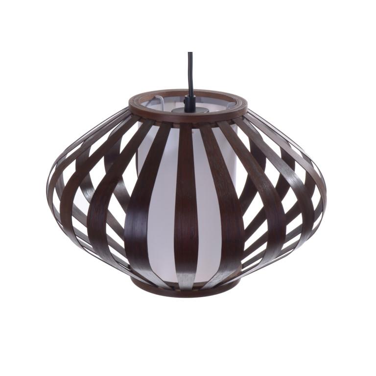 "RAQUEL lampa wisząca bambus+akryl ""Modern style"""