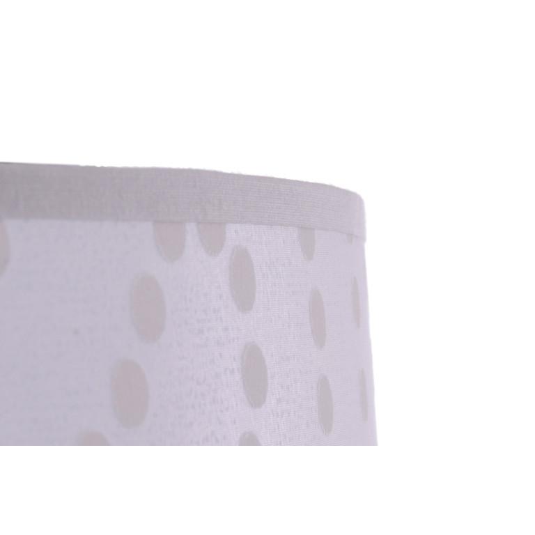 RAVA-500 plafon abażur klosz textil biały
