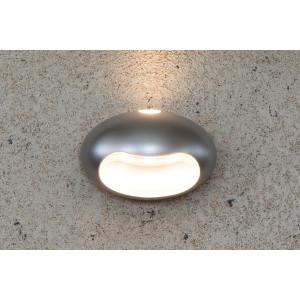 RITA  LED 4W srebrna lampa ogrodowa akryl ABS A+