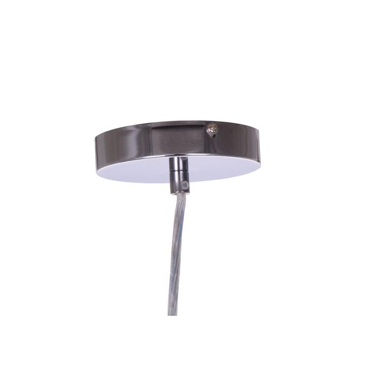 TERRA-M miedź lampa wisząca E27+LED 200mm
