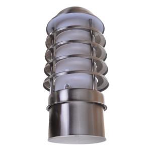 TOBIAS-K stainless steel lampa ogrodowa kinkiet