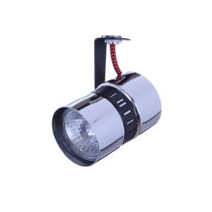 VITO-1 czarny/chrom lampa ściana kinkiet spot GU10