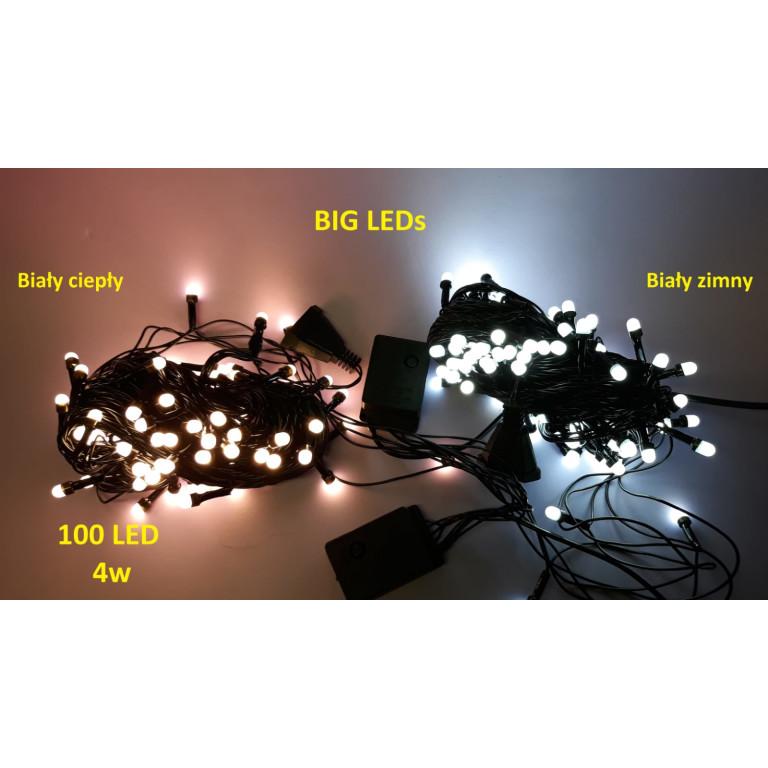 BLWZ01-5 l.choink 100LED BIG LED FLASH b.ciepł gn.