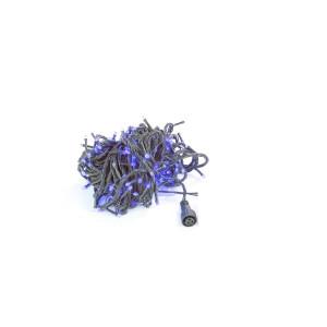 FL02-4 l.choinkowe zewn.200 LED niebieski FLASH gn